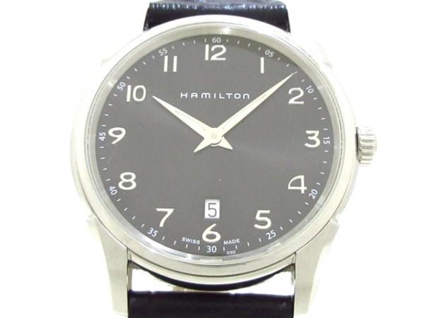 HAMILTON(ハミルトン) 腕時計 H385110 メンズ 黒