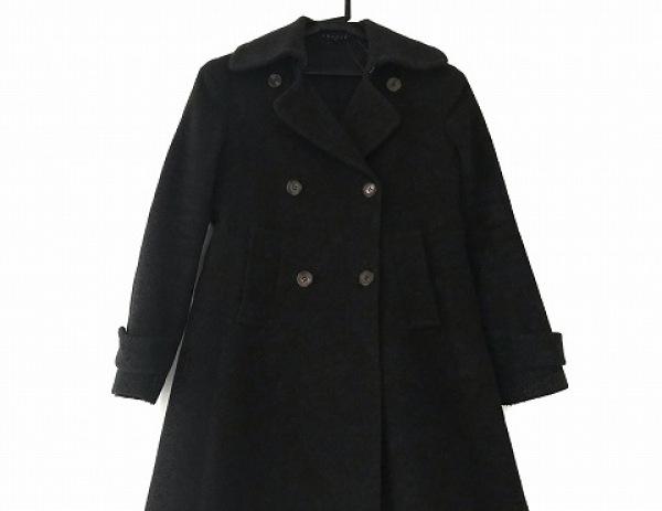 theory(セオリー) コート サイズ2 S レディース美品  黒 冬物