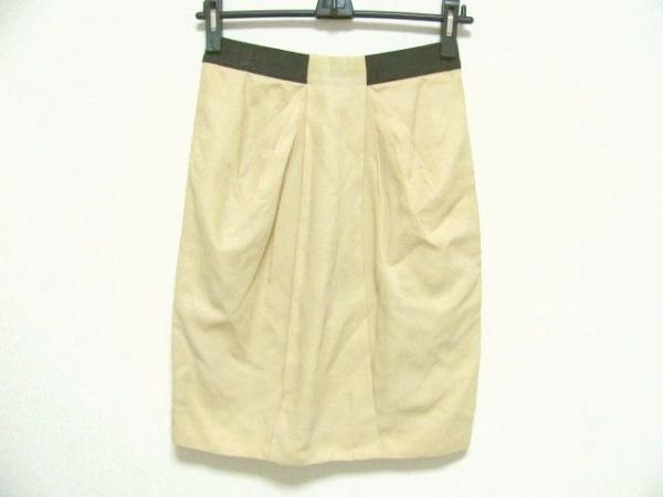 スリーワンフィリップリム スカート サイズ2 S レディース ベージュ