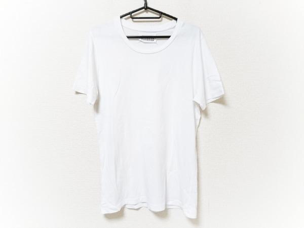 MARTIN MARGIELA(マルタンマルジェラ) 半袖Tシャツ サイズ44 M メンズ美品  白