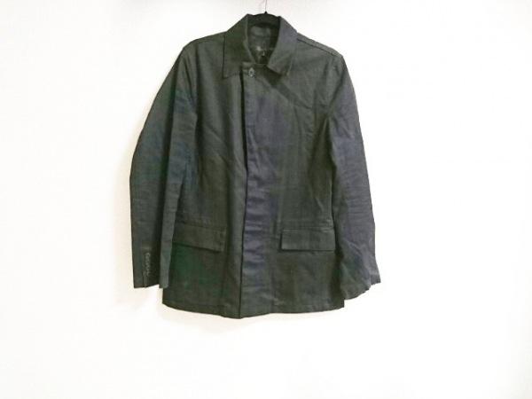 【中古】 シュリセル SCHLUSSEL ジャケット サイズ3 L メンズ 黒