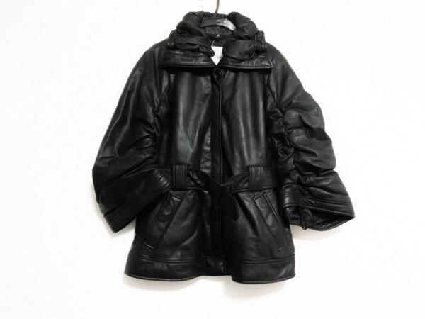 スリーハンドレッドサーティーデイズ コート サイズ38 M レディース美品  黒