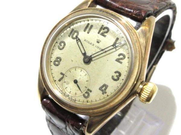 ROLEX(ロレックス) 腕時計 オイスター 2574 ボーイズ ゴールド