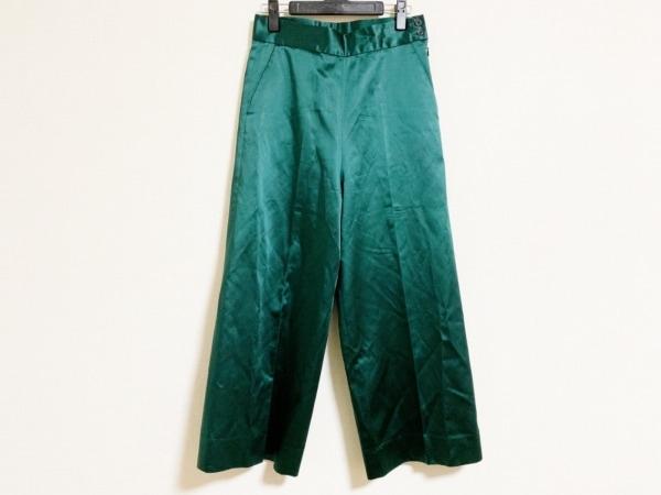 SCYE(サイ) パンツ サイズ38 M レディース美品  ダークグリーン