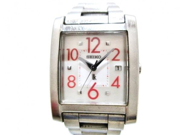 SEIKO(セイコー) 腕時計 ルキア 7N82-0DK0 レディース 白
