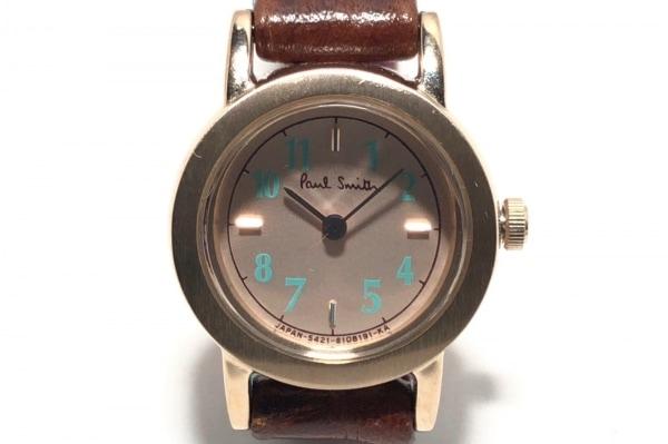 PaulSmith(ポールスミス) 腕時計 5421-S073871 レディース ゴールド