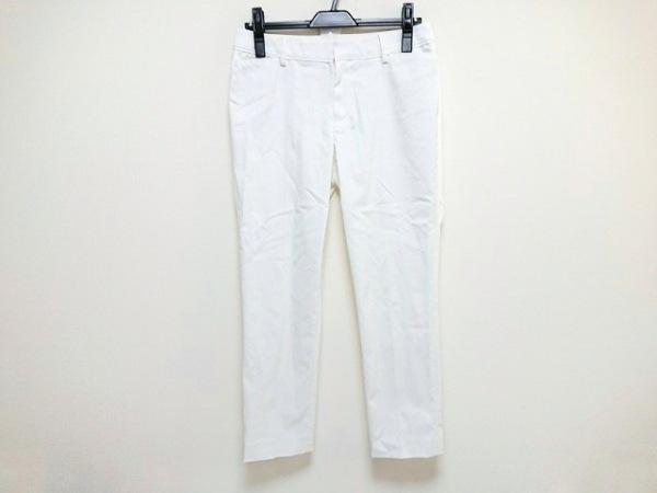 AMACA(アマカ) パンツ サイズ38 M レディース美品  アイボリー