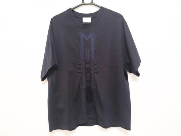mame(マメ) 半袖Tシャツ サイズ1 S レディース美品  ネイビー