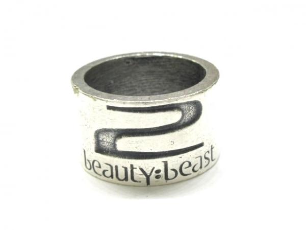 beauty:beast(ビューティービースト) リング 金属素材 シルバー