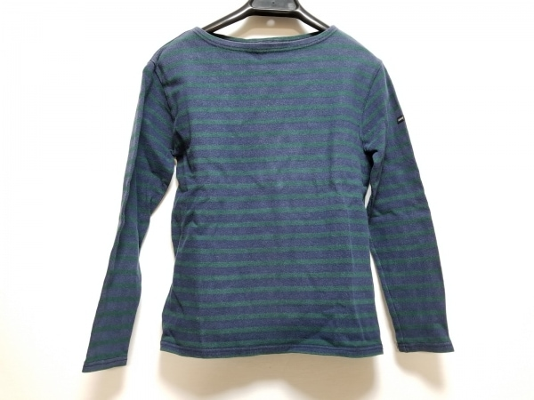 SAINT JAMES(セントジェームス) 長袖Tシャツ サイズ30USA レディース ボーダー