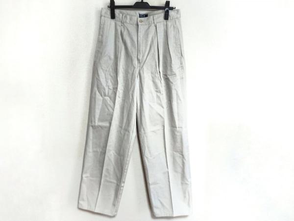 POLObyRalphLauren(ポロラルフローレン) パンツ サイズ33×34 メンズ ベージュ