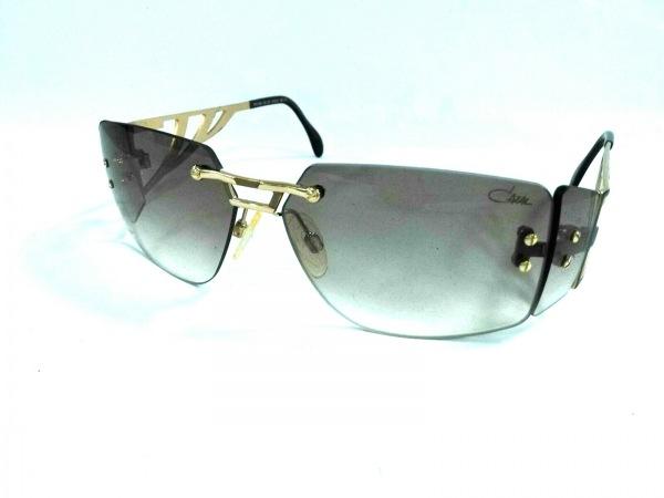 CAZAL(カザール) サングラス MOD.926 ダークブラウン×ゴールド ラインストーン