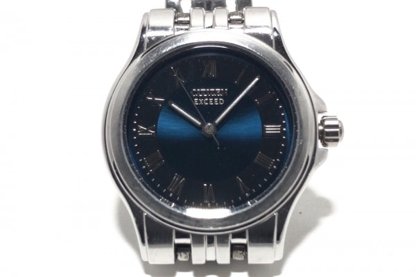 CITIZEN(シチズン) 腕時計 EXCEED 3330-H13502TA レディース ネイビー