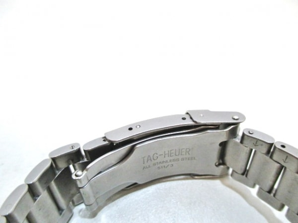 TAG Heuer(タグホイヤー) 腕時計美品  プロフェッショナル200 999.206 メンズ グレー