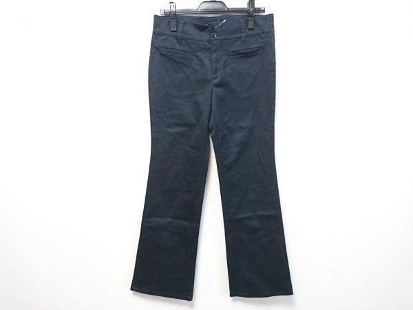 agnes b(アニエスベー) パンツ サイズ40 M レディース ダークネイビー