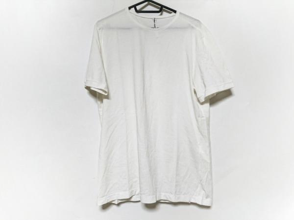 TRANSIT(トランジット) 半袖Tシャツ サイズM メンズ美品  白