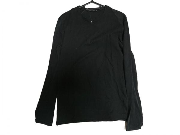 TRANSIT(トランジット) 長袖Tシャツ サイズ  メンズ 黒