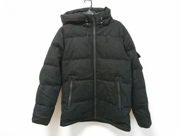 BEAMS(ビームス) ダウンジャケット サイズL メンズ 黒 冬物