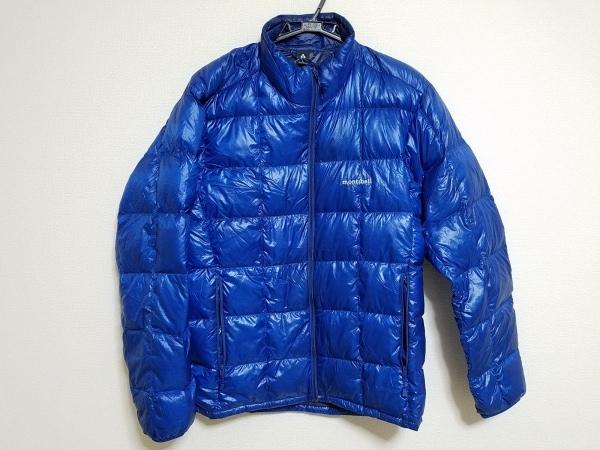 mont-bell(モンベル) ダウンジャケット サイズL レディース ブルー 冬物