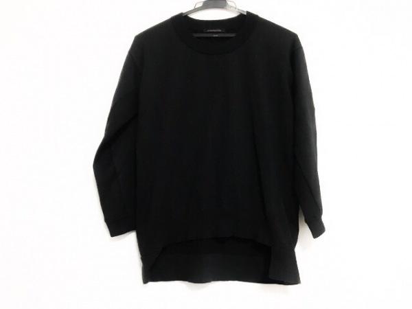 BARNYARDSTORM(バーンヤードストーム) 長袖セーター サイズ1 S レディース美品  黒