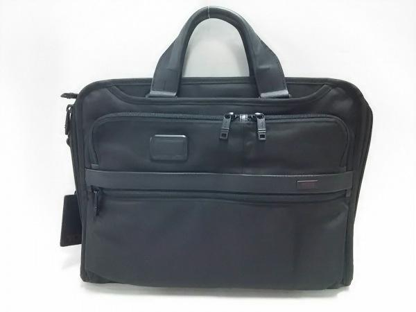 トゥミ ビジネスバッグ美品  アルファ2 オーガナイザー ポートフォリオ ブリーフ 黒