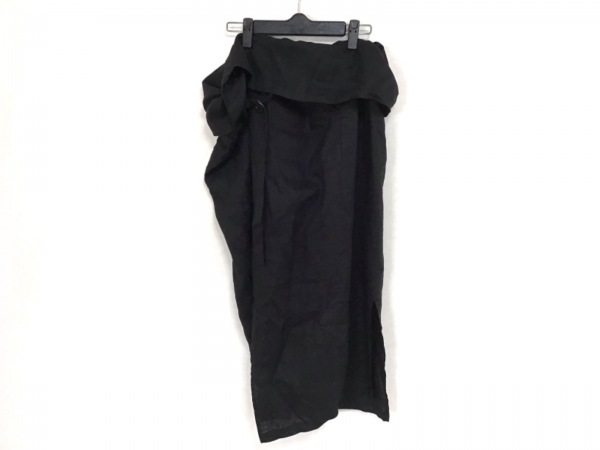 ENFOLD(エンフォルド) ロングスカート サイズ38 M レディース 黒