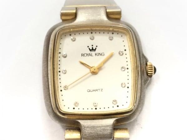 AUREOLE(オレオール) 腕時計 - レディース 白