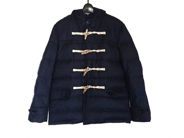 PaulSmith(ポールスミス) ダウンジャケット メンズ新品同様  ネイビー 冬物
