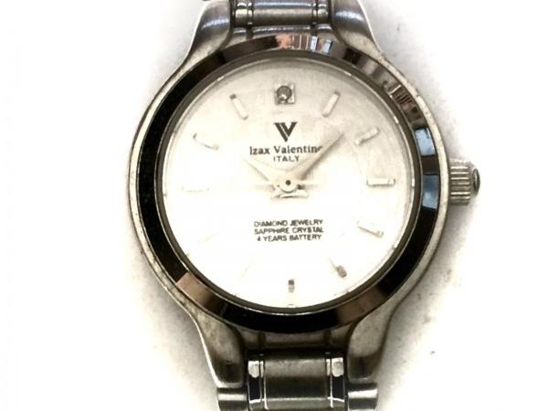 izax valentino(アイザックバレンチノ) 腕時計 IVL-650-1 レディース 白