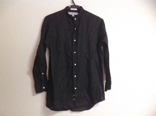 Individualized Shirts(インディビジュアライズドシャツ) 長袖シャツ メンズ 黒