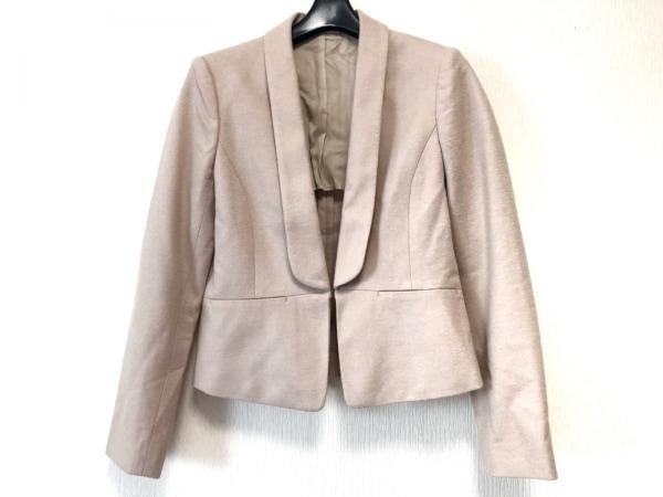 ANAYI(アナイ) ジャケット サイズ38 M レディース ベージュ