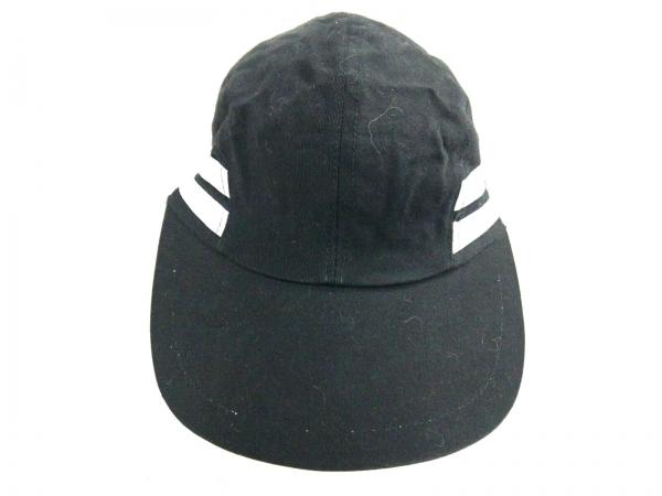 SEVENTY(セブンティ) キャップ 黒×白 コットン