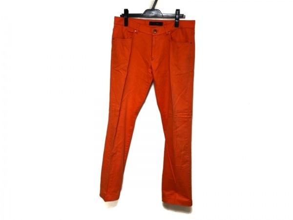 ETRO(エトロ) パンツ サイズ32 XS メンズ オレンジ