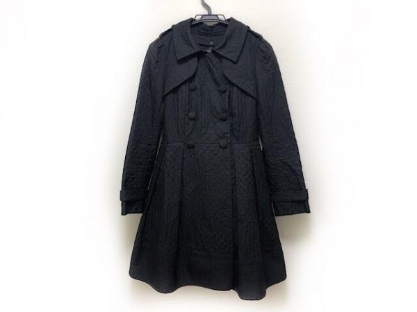トゥービーシック ダウンコート サイズ40 M レディース美品  黒 冬物/キルティング