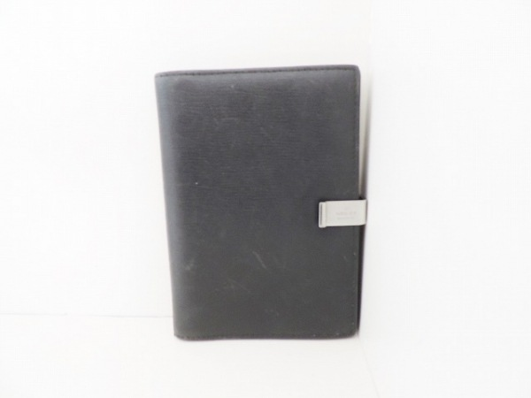 GUCCI(グッチ) 手帳 - - 黒 レザー