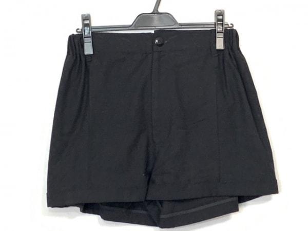 JulienDavid(ジュリアンデイヴィッド) ショートパンツ サイズS レディース美品  黒