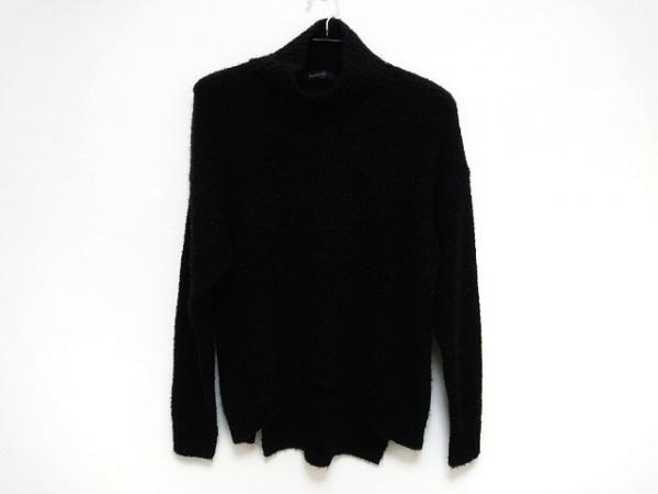 INGEBORG(インゲボルグ) 長袖セーター レディース新品同様  黒 タートルネック