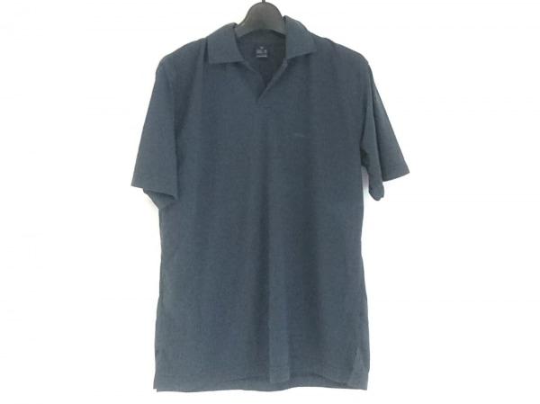 mont-bell(モンベル) 半袖ポロシャツ サイズS レディース美品  ネイビー