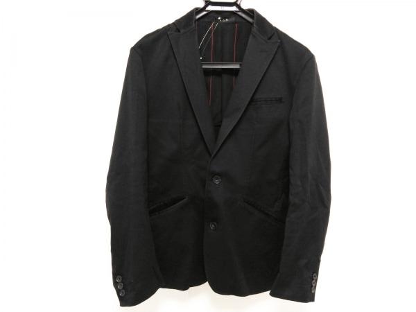 A.S.M(アトリエサブメン) ジャケット サイズ48 XL メンズ 黒