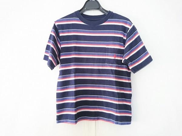 ポロラルフローレン 半袖Tシャツ サイズS ユニセックス 子供服/ボーダー