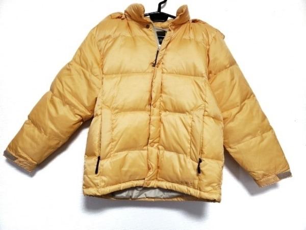 AIGLE(エーグル) ダウンジャケット サイズXS レディース新品同様  イエロー 冬物
