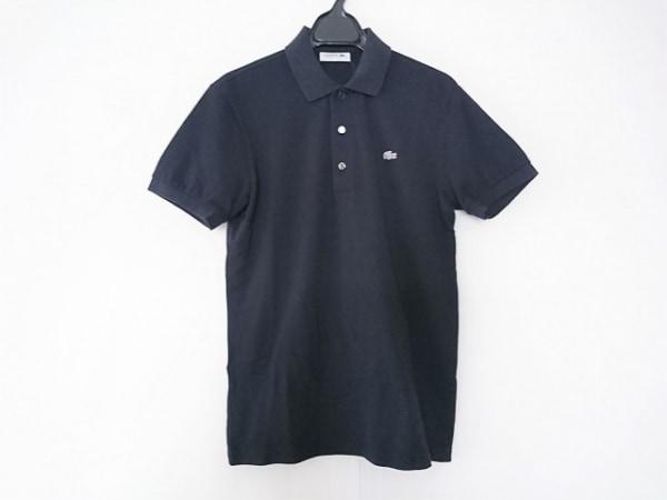Lacoste(ラコステ) 半袖ポロシャツ サイズ3 L メンズ ダークネイビー