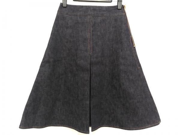 マディソンブルー スカート サイズ00 XS レディース美品  ネイビー デニム