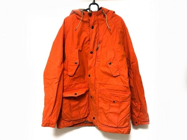 American Eagle(アメリカンイーグル) コート メンズ美品  オレンジ 冬物