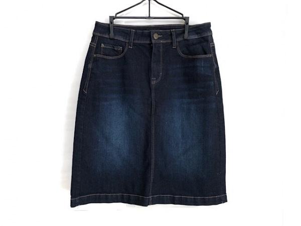 Kensie(ケンジー) スカート サイズ4/27 レディース美品  ネイビー