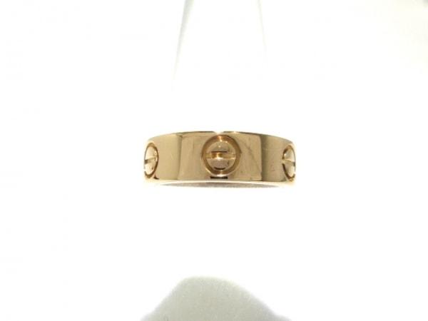 Cartier(カルティエ) リング 49美品  ラブ K18YG