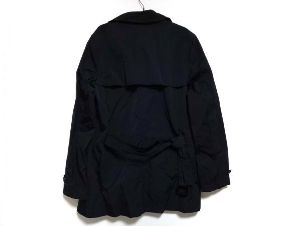 DKNY JEANS(ダナキャラン) コート サイズM レディース 黒 春・秋物