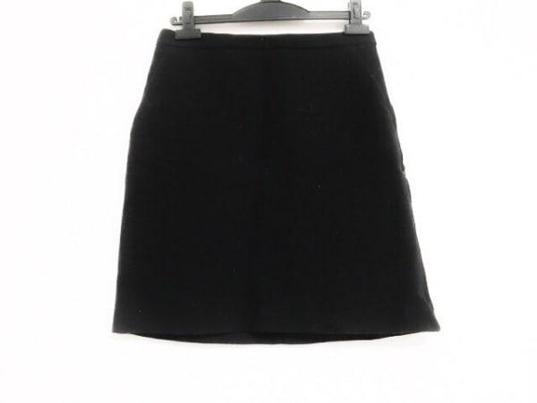 Max Mara(マックスマーラ) スカート サイズ36 S レディース美品  黒
