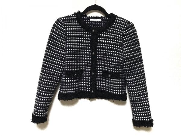 ANAYI(アナイ) ジャケット サイズ38 M レディース 黒×白
