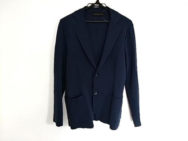 monsieur NICOLE(ムッシュニコル) ジャケット サイズ46 XL メンズ ブルー